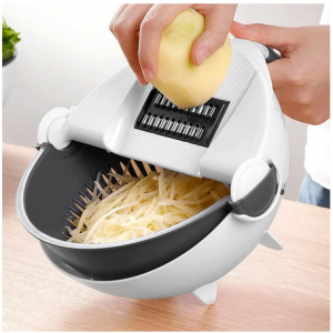 Rotatable Vegetable Cutter